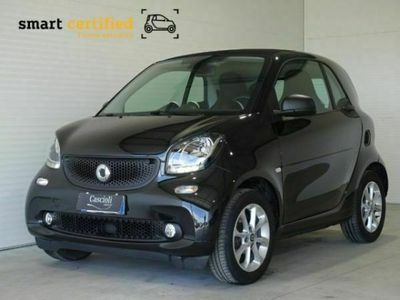 usata Smart ForTwo Coupé forTwo70 1.0 twinamic Youngster