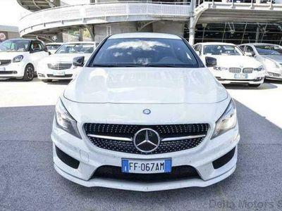 usata Mercedes CLA220 Classe Sh.Brake - X117 D SB 220d Premium Dark Nigh