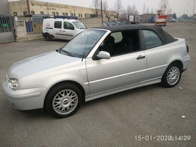 usata VW Golf Cabriolet 1.9 TDI HIGHLINE - 1998