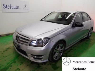 usata Mercedes C220 CDI BlueEFFICIENCY Avantgarde rif. 7270278