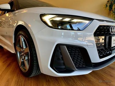 usata Audi A1 Sportback S-LINE Edition 30 TFSI 2019