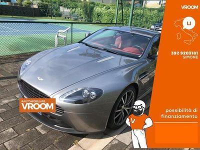 usata Aston Martin V8 Vantage S Coupé Sportshift km. 7311