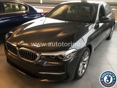 brugt BMW 520 SERIE 5 BERLINA D XDRIVE