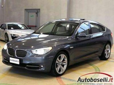 usata BMW 530 Gran Turismo D ''FUTURA'' AUTOMATICA PELLE XENO NAVIGATORE BLUETOOTH