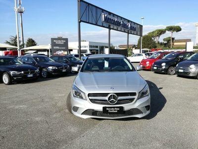 gebraucht Mercedes CLA200 d Automatic Executive