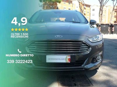 brugt Ford Mondeo 2.0 TDCI 150 CV S&S Titanium Powershift
