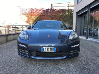 usata Porsche Panamera 3.0 4S unico proprietario tagliandata