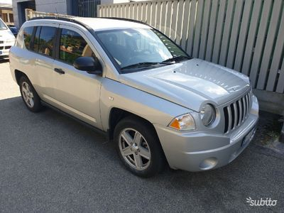 used Jeep Compass 2.0 Diesel Euro4 4x4
