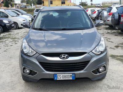 usata Hyundai ix35 1.7 DIESEL- 2013 UNICO PROPRIETARIO