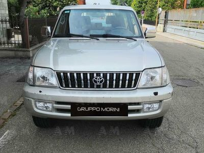 second-hand Toyota Land Cruiser 3.0 turbodiesel 5 porte KZJ95 GX