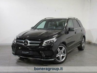 usata Mercedes GLE350 D Premium 4Matic 9G-Tronic