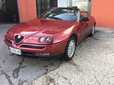 gebraucht Alfa Romeo Spider 2.0 T.Spark 16v -da amatore-