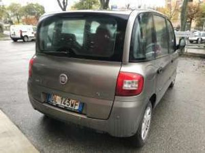 usata Fiat Multipla 1.6 16V Natural Power Dynamic