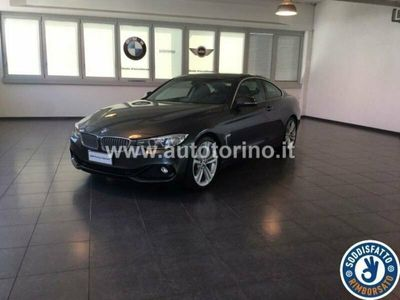 usata BMW 425 SERIE 4 COUPE d coupe Sport auto my15