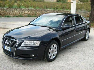 usata Audi A8L 4.2 V8 FSI quattro tiptronic usato
