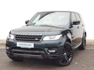 brugt Land Rover Range Rover Sport 3.0 TDV6 HSE Dynamic rif. 10816574