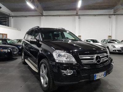 usata Mercedes GL320 CDI cat Sport 7 132000km fatturati!!