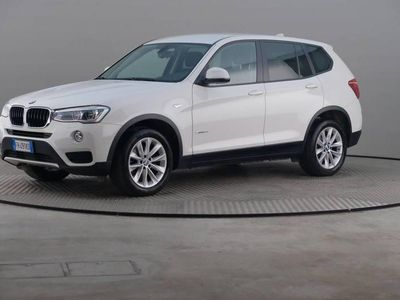 usata BMW X3 Sdrive 18d Business Advantage Aut.