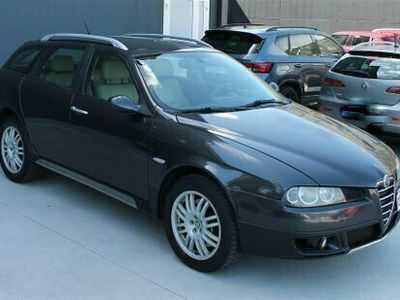 usata Alfa Romeo Crosswagon 156 1.9 JTD Q4 DISTINCTIVE