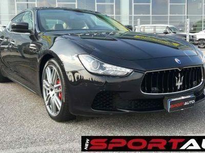 usata Maserati Ghibli Ghibli 3.0 S Q43.0 S Q4