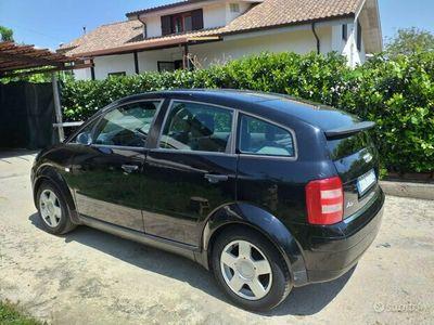 usata Audi A2 benzina 1,4cc