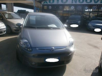 second-hand Fiat Punto Evo 1.4