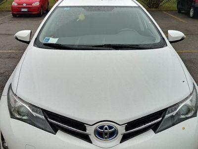 usado Toyota Auris Hybrid (ibrida)