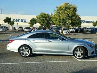 usata Mercedes CLS220 Premium Plus AMG Line - Airmatic