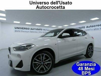 usata BMW X2 sDrive18d 150hp Msport Auto EURO 6