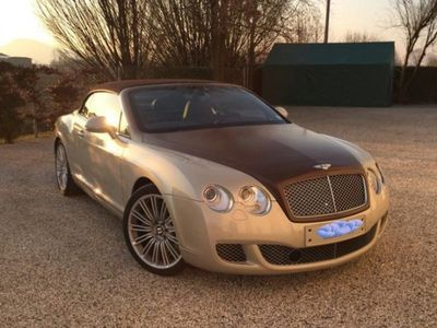 usata Bentley Continental GTC Limited Mulliner