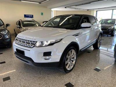 brugt Land Rover Range Rover evoque 2.2 Sd4 5p. Prestige del 2011 usata a Sassari