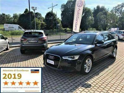 usata Audi A6 Avant 2.0 TDI 177 CV multitronic NAVI LED rif. 14263961