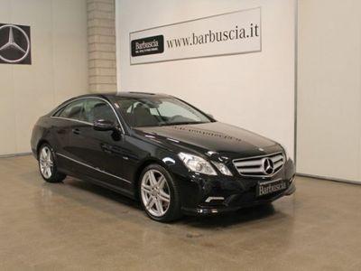 usado Mercedes E250 CDI Coupé BlueEFFICIENCY Avantgarde
