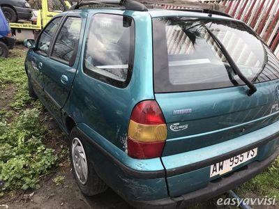 usata Fiat Palio TD 70 Weekend
