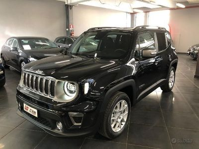 usata Jeep Renegade 1.3 T4 150 CV DDCT Limited NERO