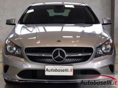 usata Mercedes CL220 200 d sport berlina business extra automatica pell diesel