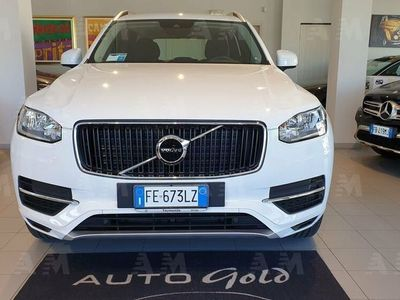 begagnad Volvo XC90 XC90D5 AWD Geartronic Kinetic