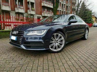 usata Audi A7 SPB 3.0 V6 TDI 245 CV diesel quat S tronic S-LINE