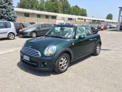 usata Mini Cooper D Cabriolet 1.6 16V Cabrio*EURO5*FAP*