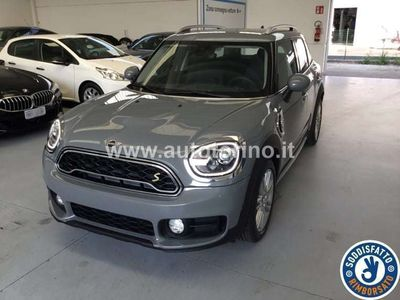 usata Mini Cooper S Countryman E ALL4 HYPE LINE
