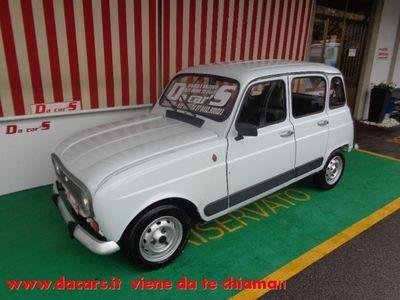usata Renault R4 tl molleggiata