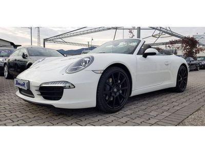 gebraucht Porsche 911 Carrera Cabriolet 991 911 3.4 conto vendita
