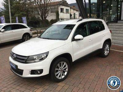 usata VW Tiguan 2.0 tdi BM Sport&Style 140cv
