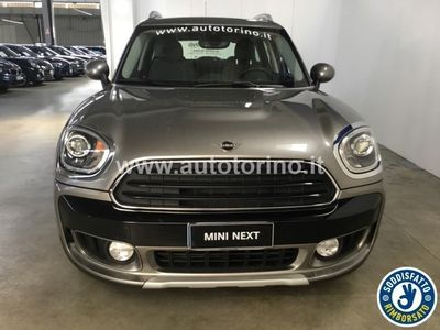 second-hand Mini Cooper D Countryman COUNTRYMAN