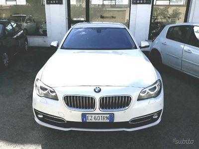 usado BMW 520 Serie d automatica LUXURY fine 2015