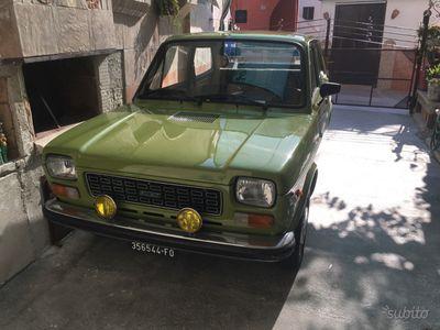 second-hand Fiat 127 Special, anno 1976 iscritta ASI