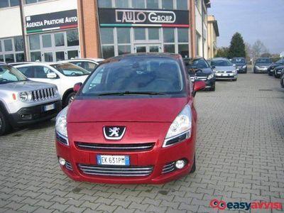 second-hand Peugeot 5008 1.6 e-HDi 112CV Stop&Start CAMBIO AUTO 7 POSTI
