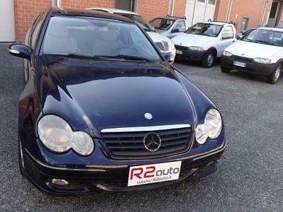 second-hand Mercedes 220 classe c coupècdi diesel