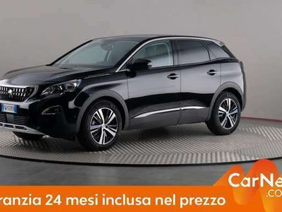usata Peugeot 3008 Bluehdi 130cv Eat8 S&S Allure