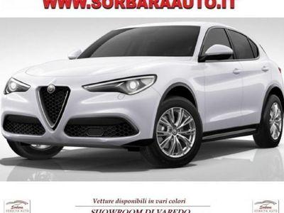 brugt Alfa Romeo Stelvio 2.2 Turbodiesel 180 CV AT8 RWD Super